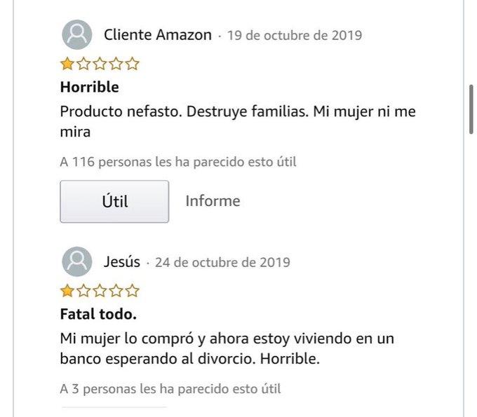 Outro comentario sobre o Satisfyer en Amazon