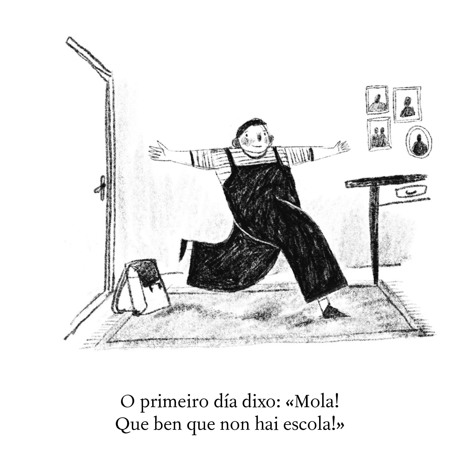 #euquedonacasa - primeiro