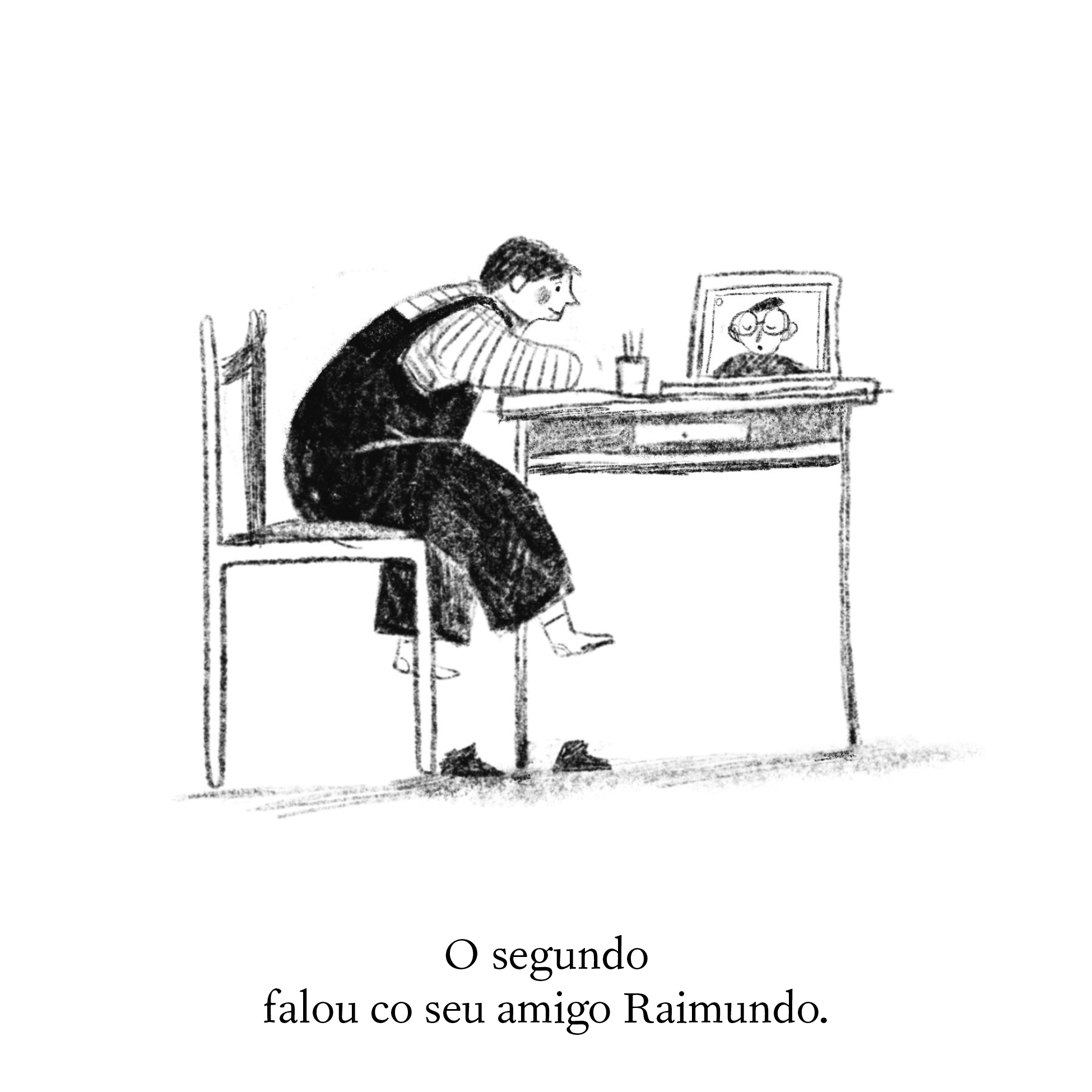 #euquedonacasa - segundo