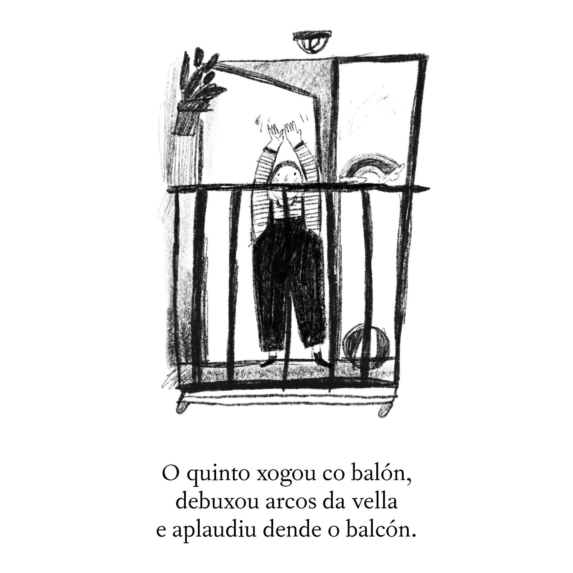 #euquedonacasa - quinto