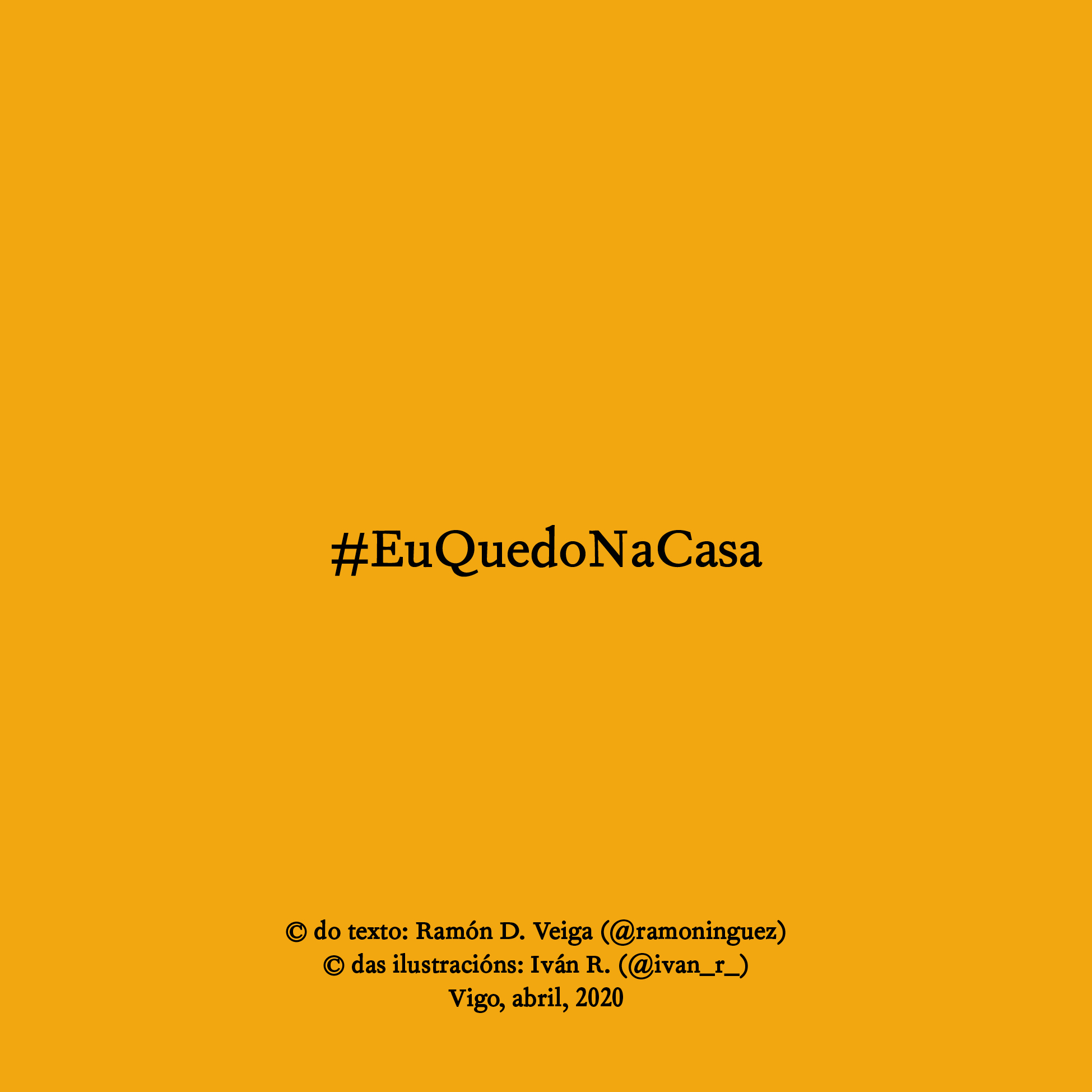 #euquedonacasa - final