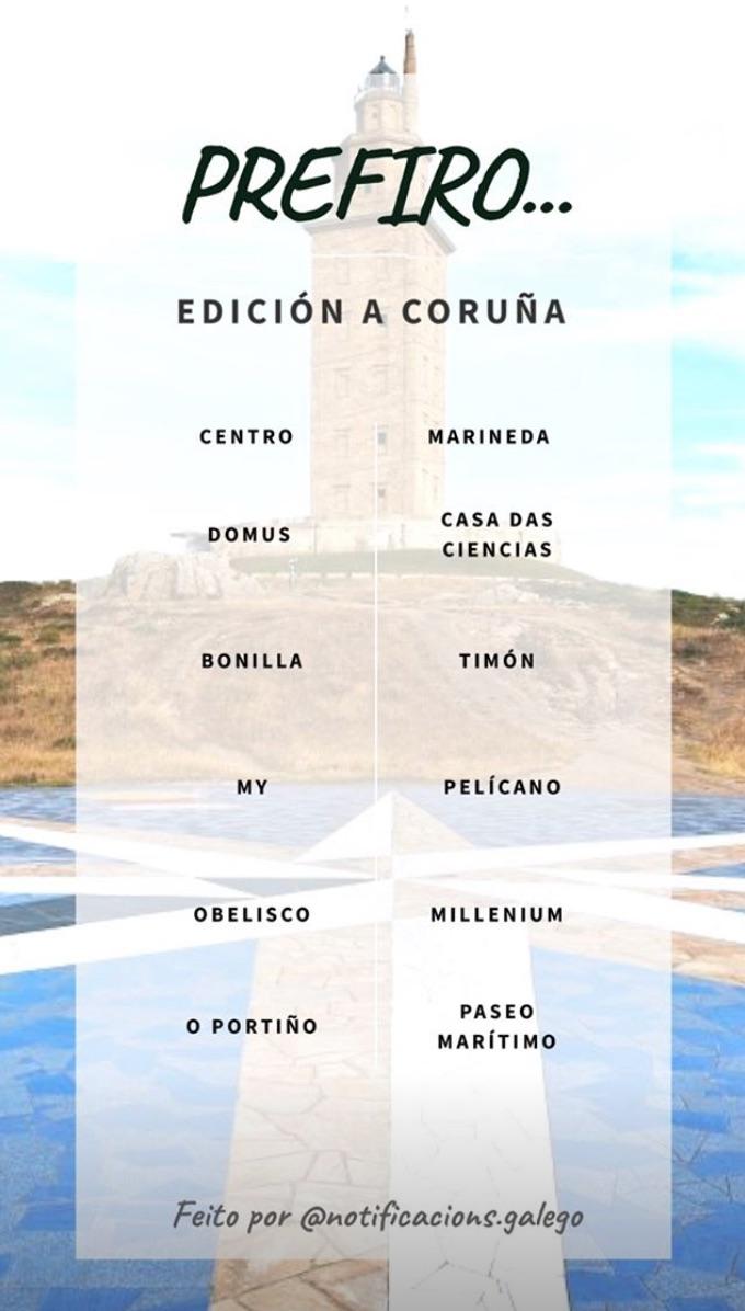 Prefiro A Coruña