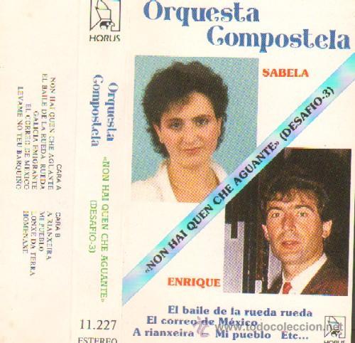 Sabela coa Orquesta Compostela