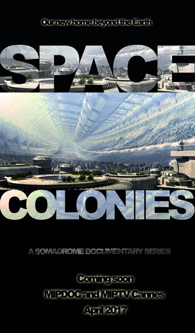 Space Colonies Pequena Moito